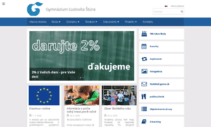 Gymzv.sk thumbnail