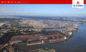 Hafen-hamburg.de thumbnail