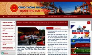 Haiphong.gov.vn thumbnail