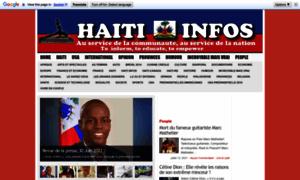 Haitiinfos.net thumbnail