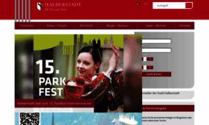 Halberstadt.de thumbnail