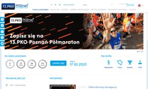 Halfmarathon.poznan.pl thumbnail