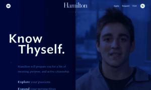 Hamilton.edu thumbnail