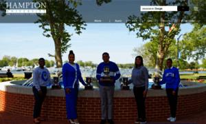 Hamptonu.edu thumbnail