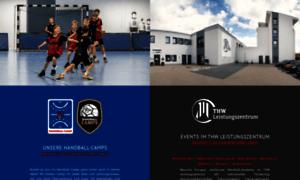 Handball-camp.de thumbnail