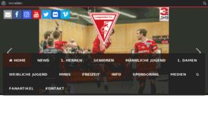 Handball-west.de thumbnail