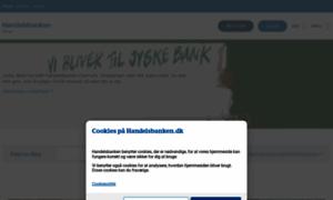 Handelsbanken.dk thumbnail