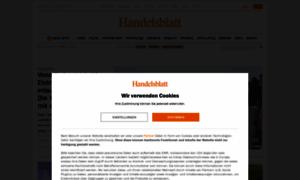 Handelsblatt.com thumbnail