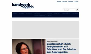 Handwerk-magazin.de thumbnail