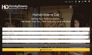 Handydowns.ca thumbnail