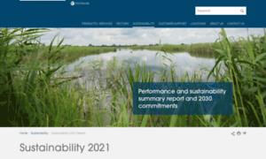 Hanson-sustainability.co.uk thumbnail