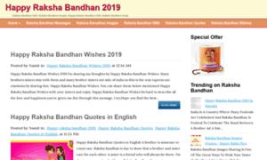 Happyrakshabandhanimages.in thumbnail