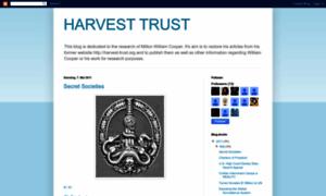 Harvest-trust.blogspot.com thumbnail