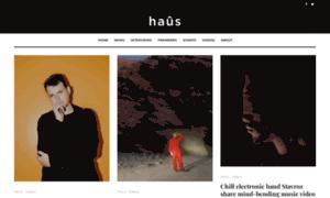 Haushaus.org thumbnail