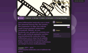 Hdfilmsayfasi.webnode.com.tr thumbnail