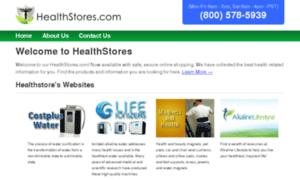 Healthstores.com thumbnail