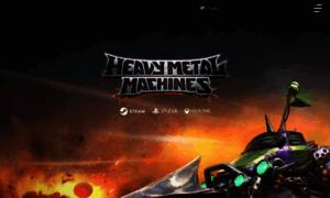 Heavymetalmachines.com thumbnail