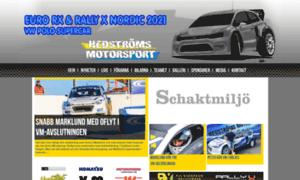 Hedstromsmotorsport.se thumbnail
