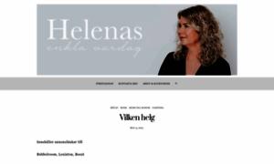 Helenasenklavardag.blogspot.se thumbnail