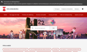 Helsingborg.se thumbnail