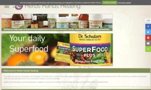 Herbs-hands-healing.co.uk thumbnail