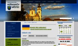 Hermanuv-mestec.cz thumbnail