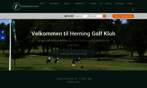 Herninggolfklub.dk thumbnail