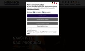 Heunisch-brno.cz thumbnail