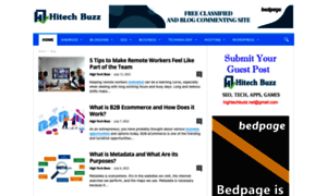 Hightechbuzz.net thumbnail