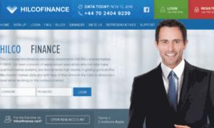 Hilcofinance.net thumbnail