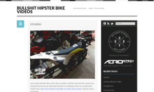Hipsterbikevideos.com thumbnail