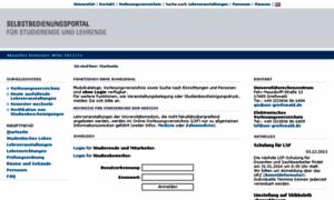 His.uni-greifswald.de thumbnail