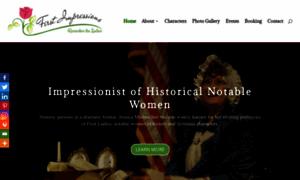 Historicalfirstimpressions.com thumbnail