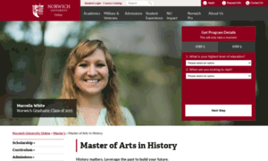 History.norwich.edu thumbnail