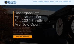 Hofstra.edu thumbnail