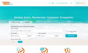 Holidayautos.fr thumbnail