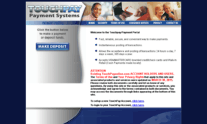 Home.touchpaydirect.net thumbnail