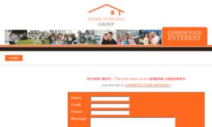 Homefundinggroup.co.nz thumbnail