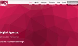 Homepage-design24.de thumbnail