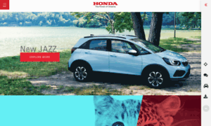 Honda.com.hk thumbnail