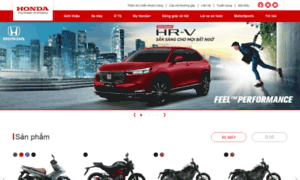 Honda.com.vn thumbnail