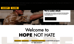 Hopenothate.org.uk thumbnail