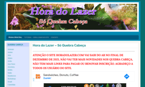 Horadolazer.com thumbnail