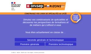 Horizons2021.fr thumbnail
