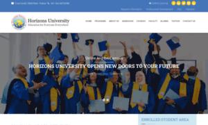 Horizonsuniversity.org thumbnail
