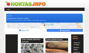 Hortas.info thumbnail