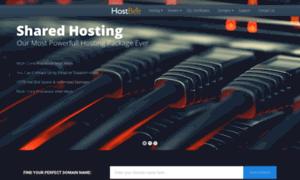 Hostbee.co.nz thumbnail