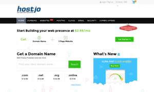Hostjo.net thumbnail