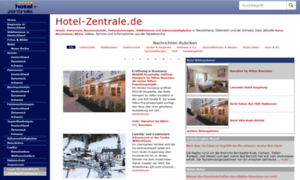Hotel-zentrale.de thumbnail