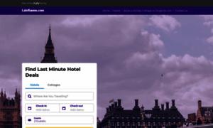 Hotels-london.co.uk thumbnail